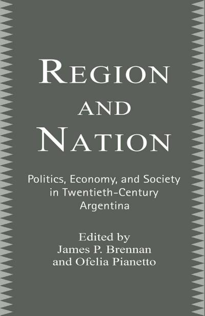Region and Nation