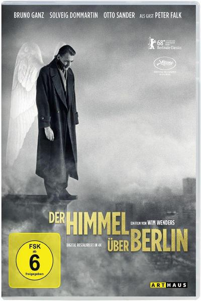 Der Himmel über Berlin. Digital Remastered