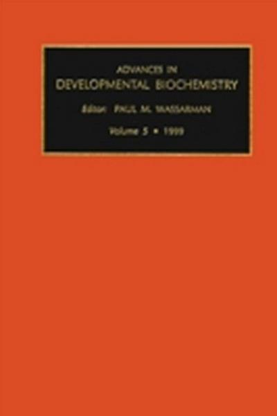 Advances in Developmental Biochemistry