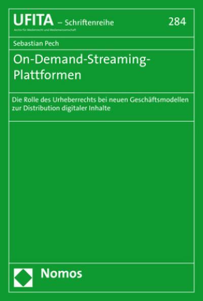 On-Demand-Streaming-Plattformen