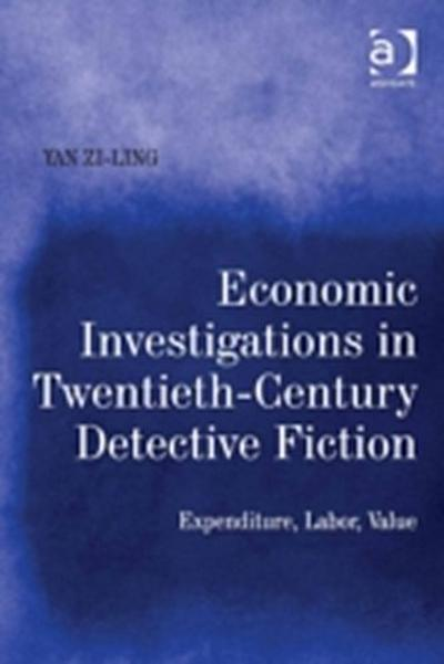 Economic Investigations in Twentieth-Century Detective Fiction