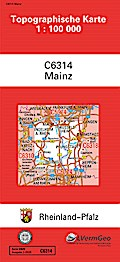 Mainz 1 : 100 000