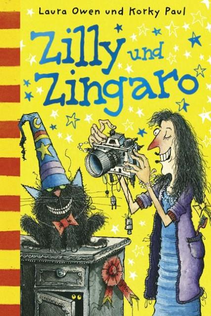 Zilly und Zingaro, Laura Owen