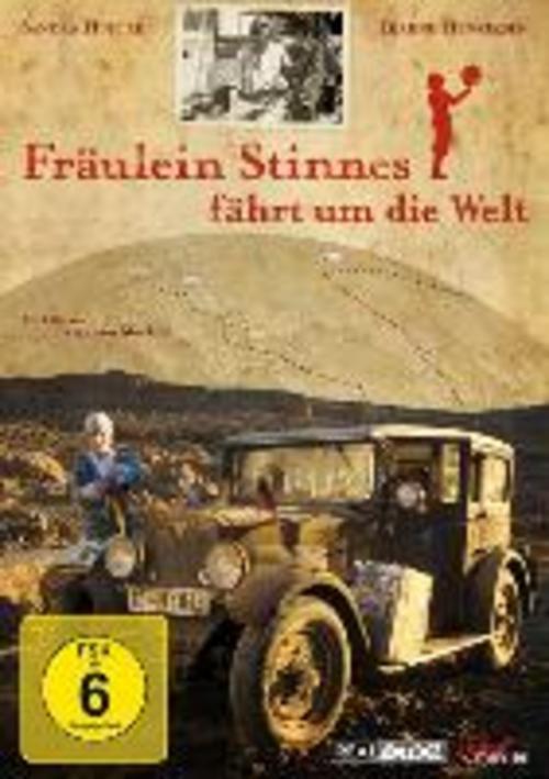 Fräulein Stinnes fährt um die Welt, Sandra Hüller