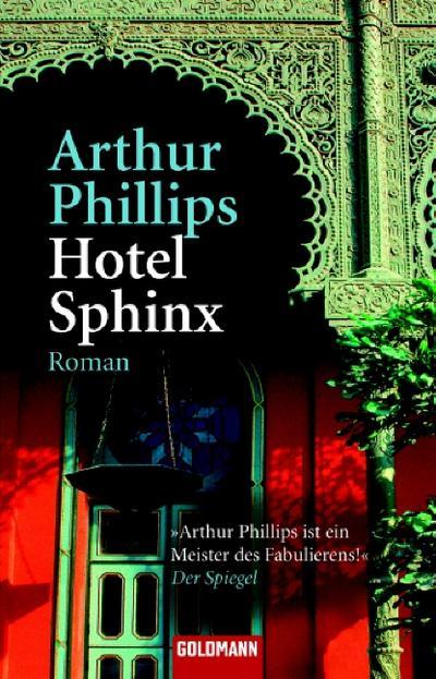 Hotel Sphinx: Roman