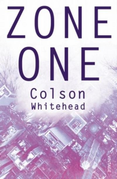 Zone One, english edition
