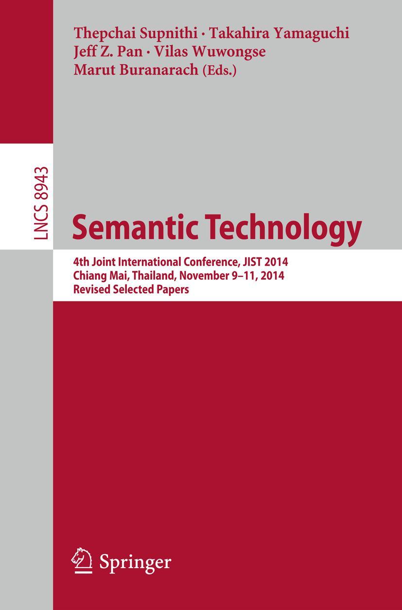 Semantic Technology Thepchai Supnithi