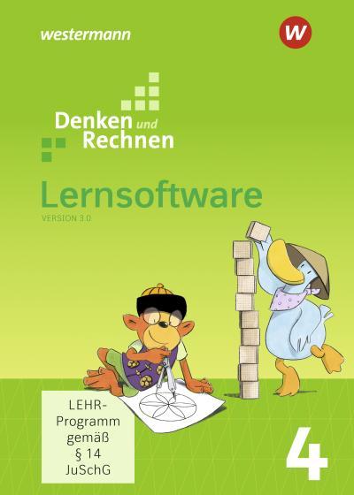 Denken und Rechnen 4. Lernsoftware