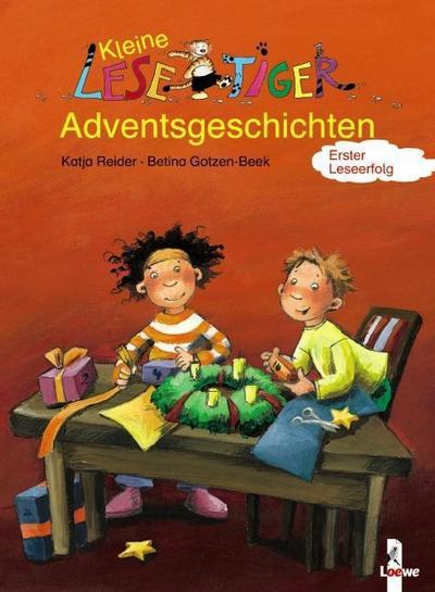 Kleine Lesetiger-Adventsgeschichten