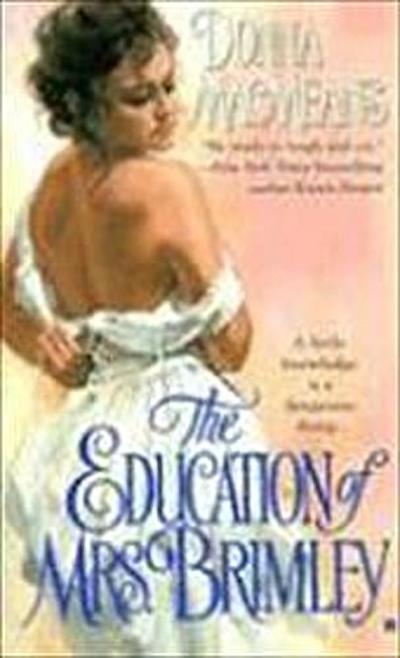 The Education of Mrs. Brimley (Berkley Sensation)
