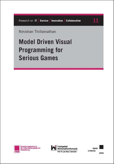 Model Driven Visual Programming for Serious Games