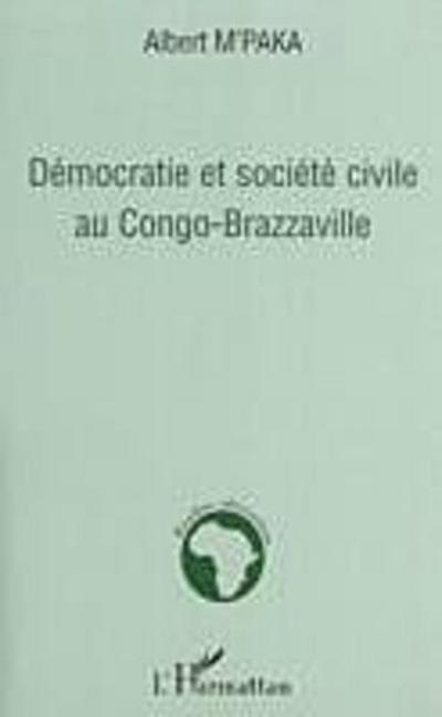 Democratie et societe civile au congo-br