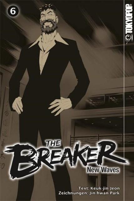 NEU The Breaker - New Waves 6 Keuk-jin Jeon 014640
