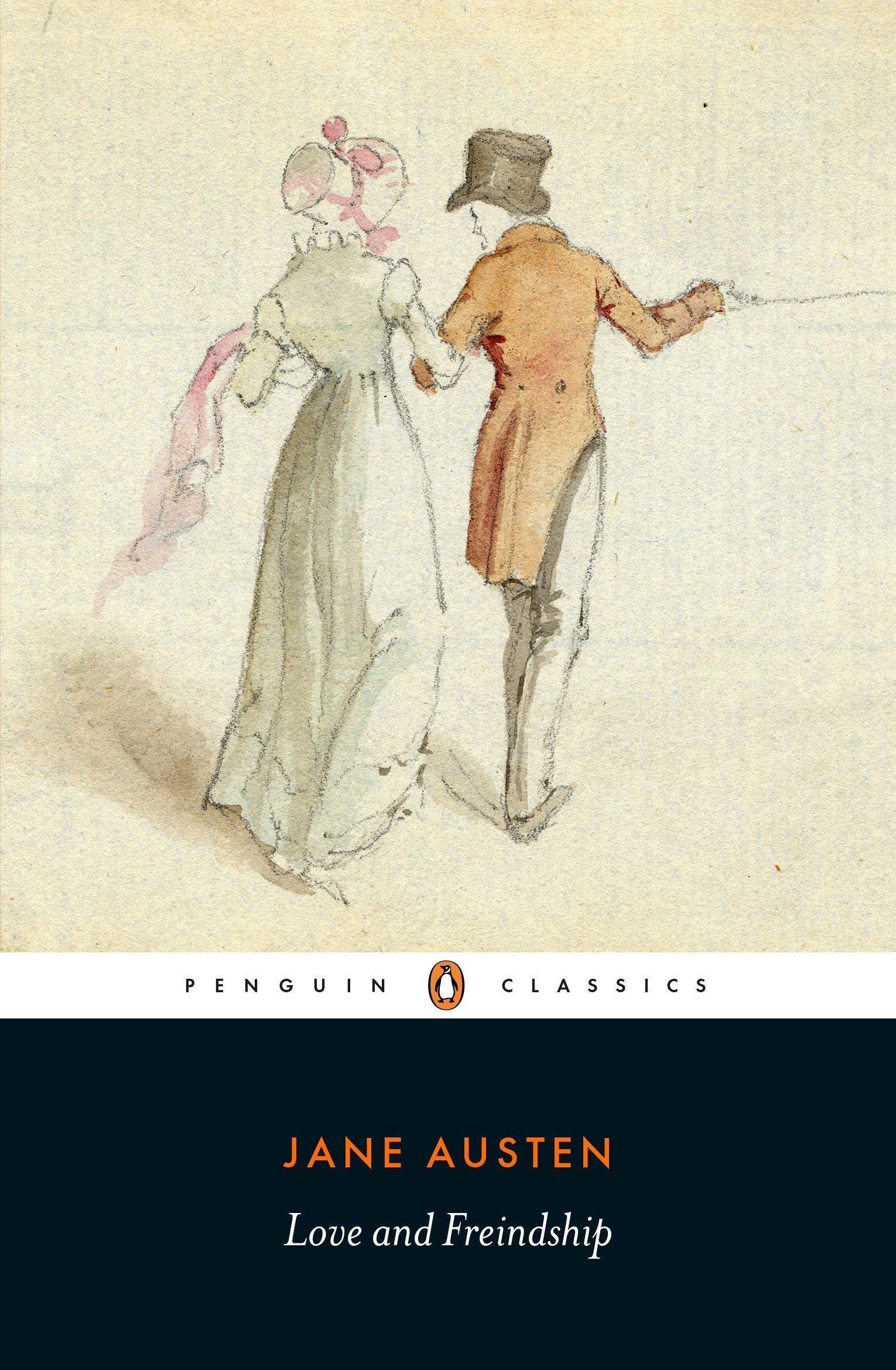 Love and Freindship, Jane Austen
