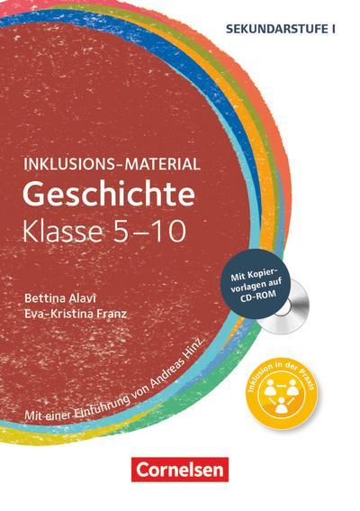 Geschichte Klasse 5-10. Buch mit CD-ROM