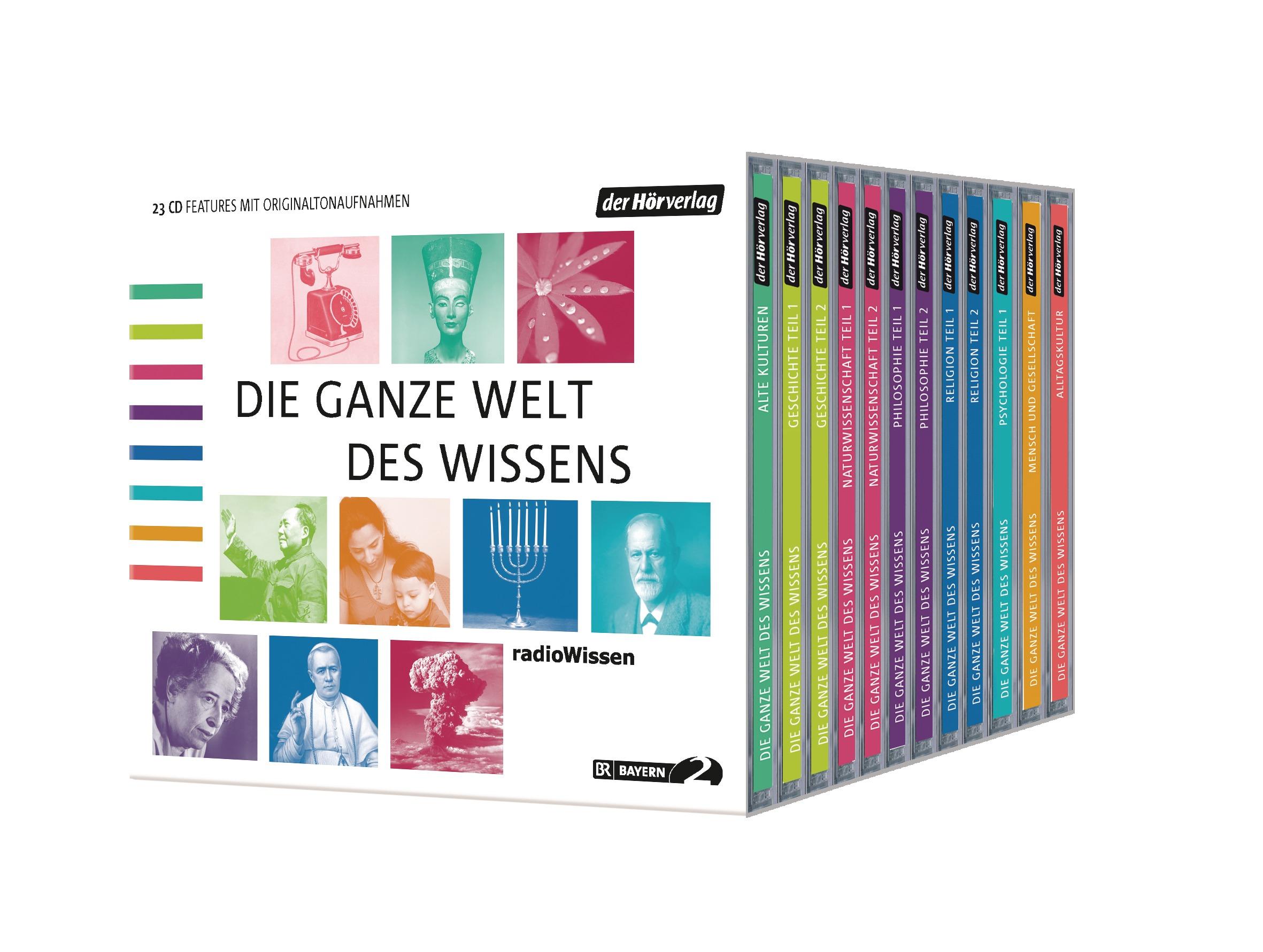 Die ganze Welt des Wissens 1 Reinhard Schlüter