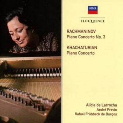 Russische Klavierkonzerte
