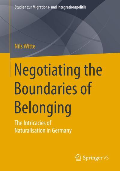 Negotiating the Boundaries of Belonging