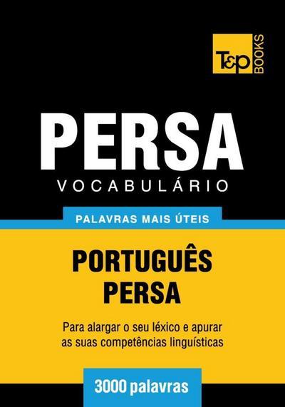 Vocabulário Português-Persa - 3000 palavras