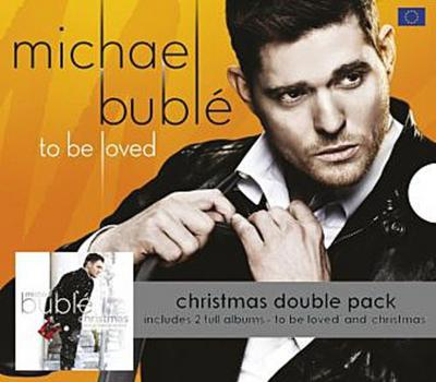 To Be Loved, 2 Audio-CDs (Christmas Double Pack)