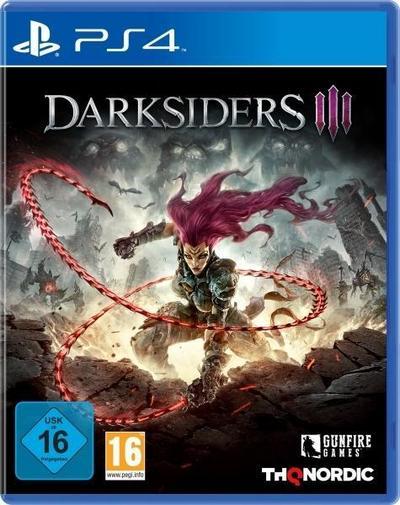 Darksiders III (PlayStation PS4)
