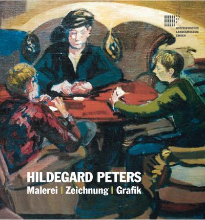 Hildegard Peters Malerei - Zeichnung - Grafik