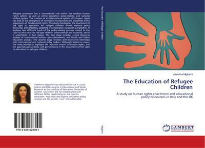 The Education of Refugee Children