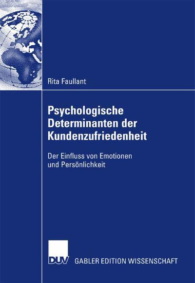 Psychologische Determinanten der Kundenzufriedenheit