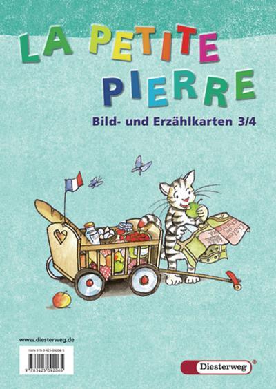 La Petite Pierre, Ausgabe Baden-Württemberg, Rheinland-Pfalz u. Saarland (2007) Bild- und Erzählkarten 3/4