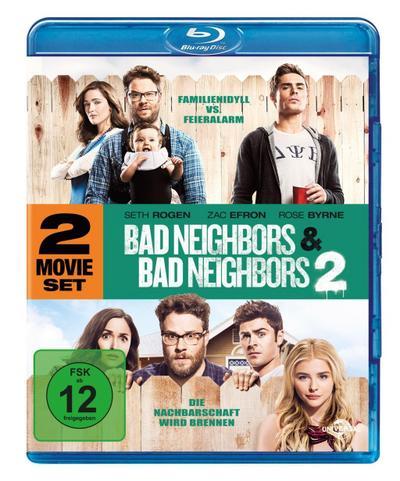Bad Neighbors 1 & 2