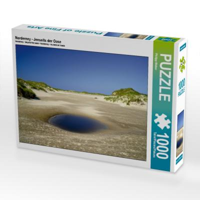 Norderney - Jenseits der Oase (Puzzle)