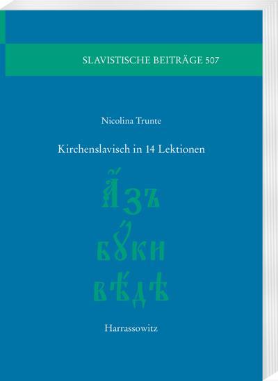 Kirchenslavisch in 14 Lektionen