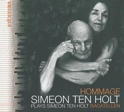 Hommage Simeon ten Holt-Bagatellen