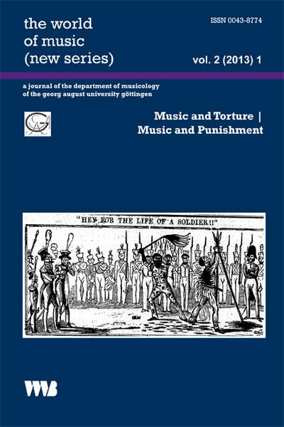 Music and Torture | Music and Punishment