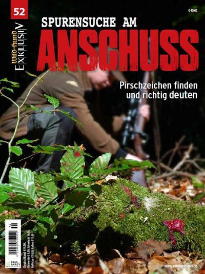 WILD UND HUND Exklusiv Nr. 52: Spurensuche am Anschuss inkl. DVD