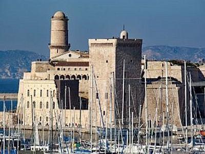 Marseille - 500 Teile (Puzzle)