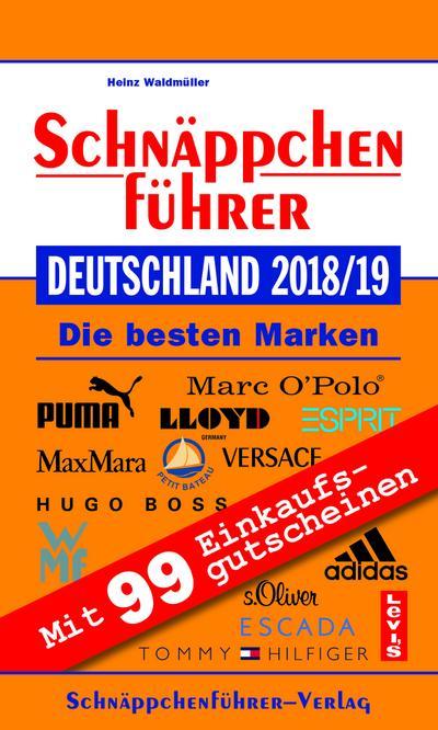 Schnäppchenführer Deutschland 2018/19
