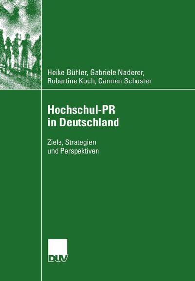 Hochschul-PR in Deutschland