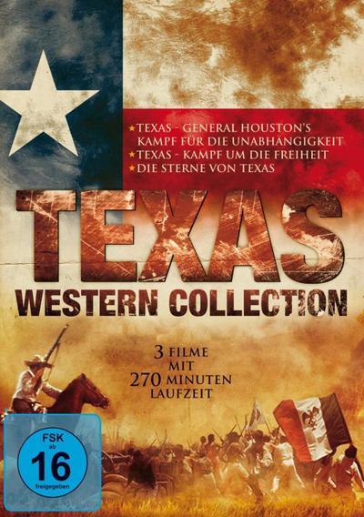 Texas Western Collection, 2 DVD