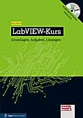 LabVIEW-Kurs: Grundlagen, mit der Studentenversion NI LabVIEW 16 ! (elektrotechnik)