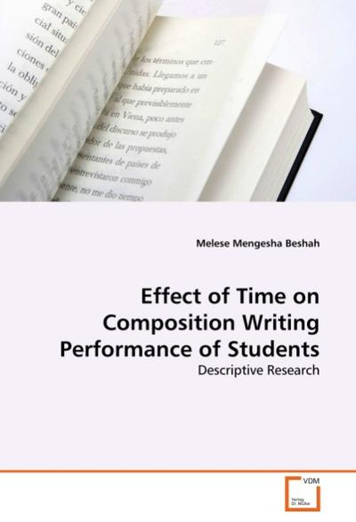 Effect of Time on Composition Writing Performance of Students