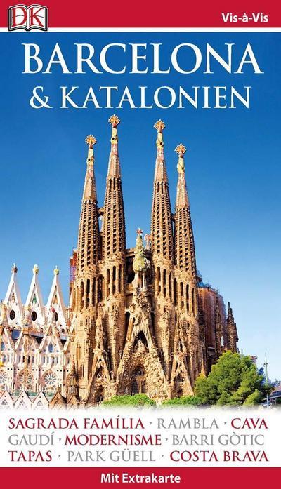 Vis-à-Vis Reiseführer Barcelona & Katalonien: mit Extra-Karte und Mini-Kochbuch zum Herausnehmen