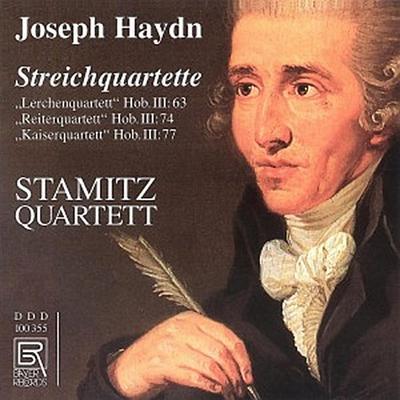 Streichquartette op.64,Nr.5,op.74,Nr.3