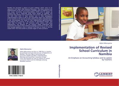 Implementation of Revised School Curriculum in Namibia