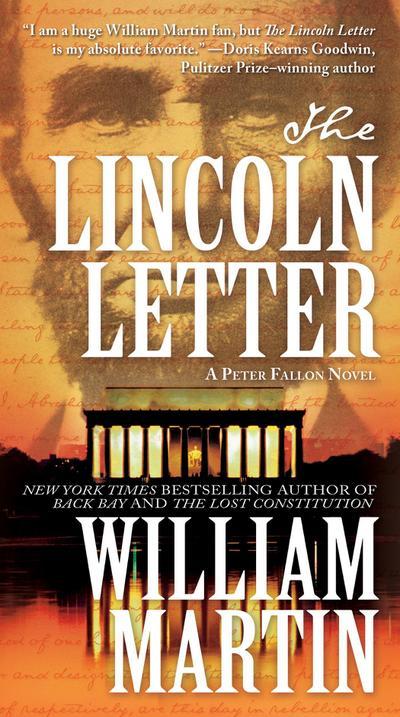 The Lincoln Letter: A Peter Fallon Novel