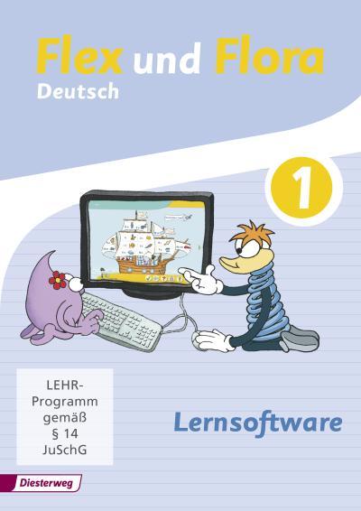 Flex und Flora 1. CD-ROM