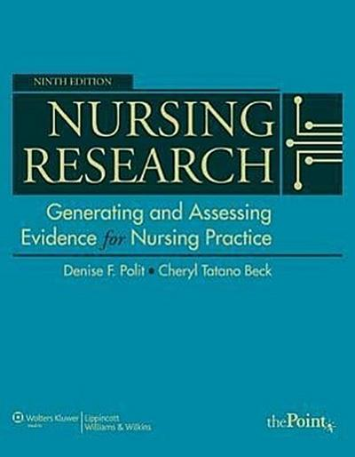 Nursing Research: Generating and Assessing Evidence for Nursing Practice, VST Package