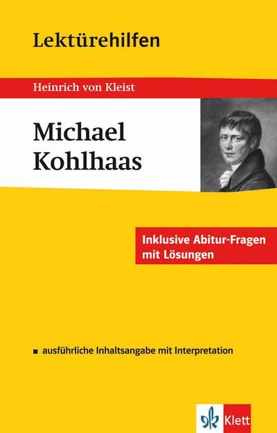 Lektürehilfen Michael Kohlhaas