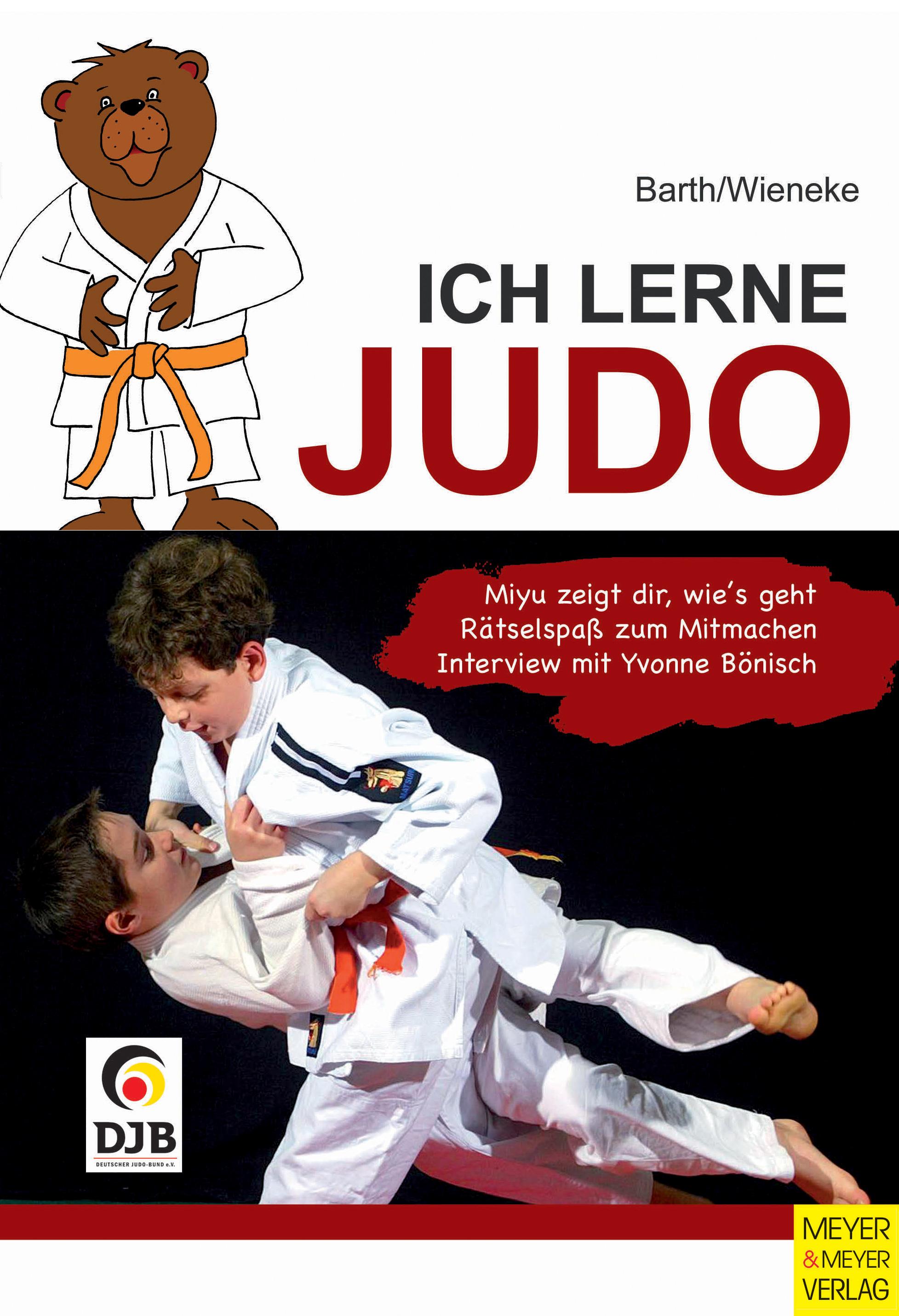 Ich lerne Judo Katrin Barth