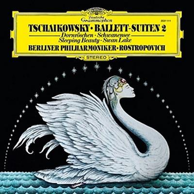 Tchaikovsky: Ballet Suites II - Swan Lake, Op.20, Sleeping Beauty, Op.66a